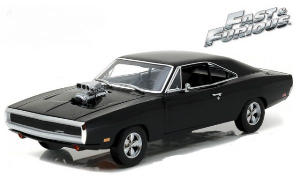 19027 1 - 1970 Dodge Charger- Artisan Collection - Fast & Furious - The Fast and the Furious (2001)