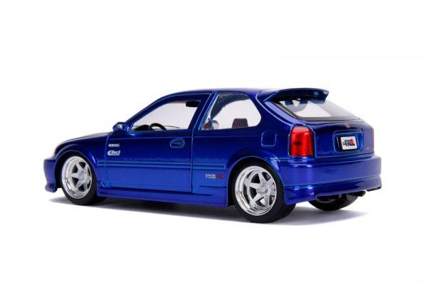 30929 1.24 jdm 1997 honda civic ek type r candy blue 3 - 1997 Honda Civic EK Type R- Blue