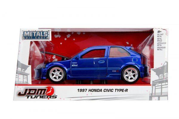 30929 1.24 jdm 1997 honda civic ek type r candy blue 6 - 1997 Honda Civic EK Type R- Blue