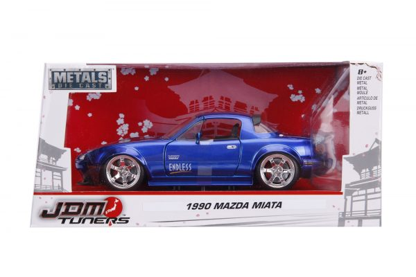 30942 2 - 1990 Mazda Miata- Blue