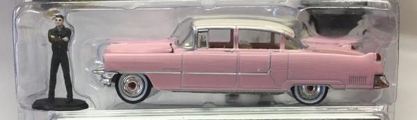 51210b - 1955 Cadillac Fleetwood Series 60 & Elvis Figure - MiJo Exclusive