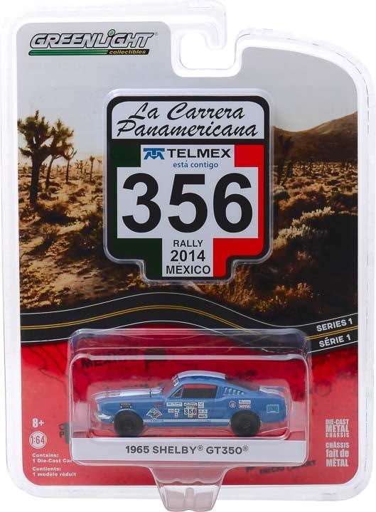 13240b1 - #356 1965 Shelby GT350 (La Carrera Panamericana 2014)