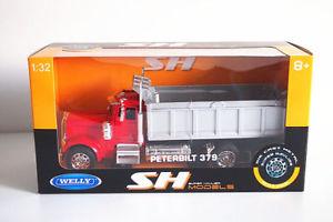 39944w rd - Peterbilt 379 Dump Truck- 1:32