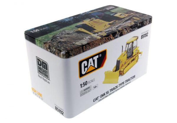 85192g - Caterpillar D6K XL Track-Type Dozer - High Line Series