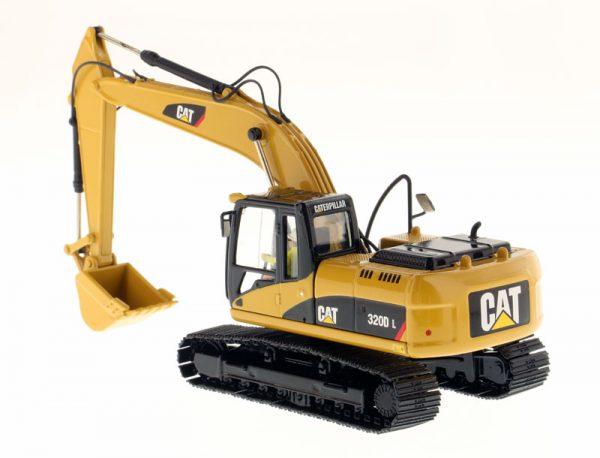 85214a - Caterpillar 320D L Hydraulic Excavator - Core Classics Series