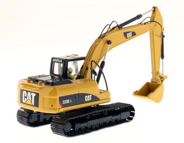 85214b - Caterpillar 320D L Hydraulic Excavator - Core Classics Series