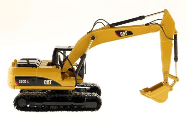 85214f - Caterpillar 320D L Hydraulic Excavator - Core Classics Series