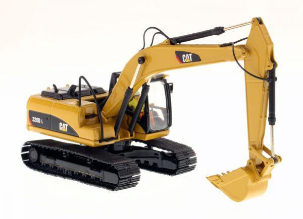85214g - Caterpillar 320D L Hydraulic Excavator - Core Classics Series
