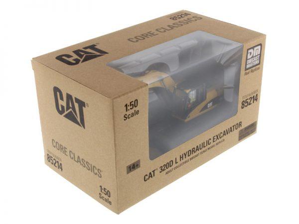 85214h - Caterpillar 320D L Hydraulic Excavator - Core Classics Series