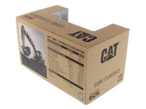 85214j - Caterpillar 320D L Hydraulic Excavator - Core Classics Series