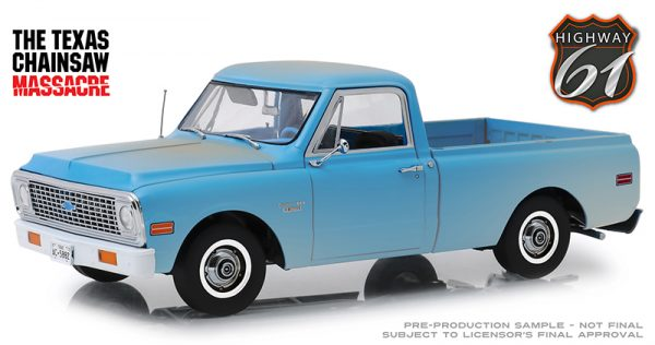 hwy18014 - 1971 Chevrolet C-10 - The Texas Chainsaw Massacre (1974)