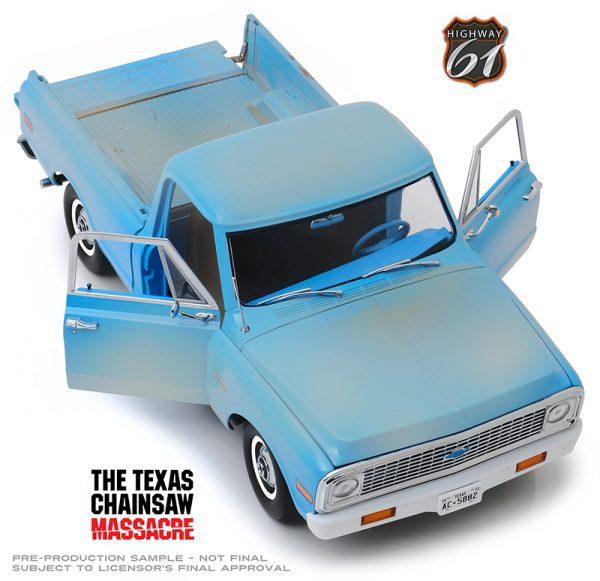 hwy18014b - 1971 Chevrolet C-10 - The Texas Chainsaw Massacre (1974)
