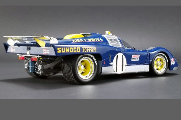 m1801001a - 1971 24 Hours of Le Mans - #11 Sunoco 512M
