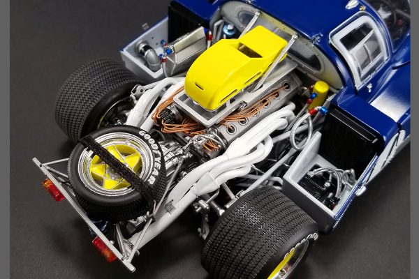 m1801001b - 1971 24 Hours of Le Mans - #11 Sunoco 512M