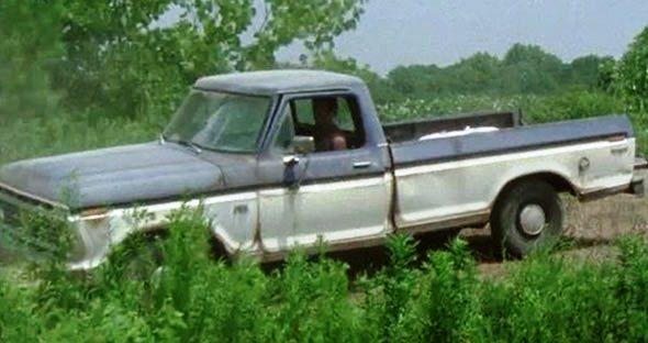 12956 - 1973 Ford F-100 Pickup Truck - Walking Dead TV Show