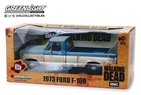 - 1973 Ford F-100 Pickup Truck - Walking Dead TV Show