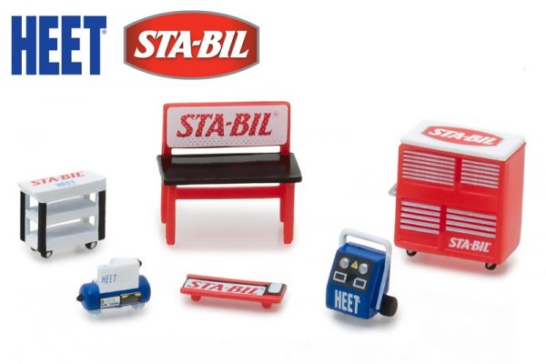 13165 1 - Muscle Tool Shop STA-BIL & Heet- 1:64