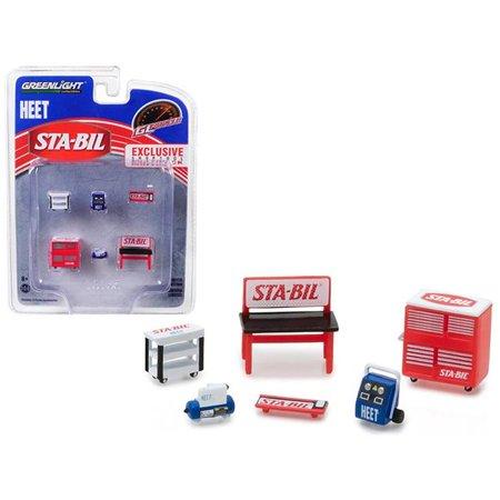 13165 - Muscle Tool Shop STA-BIL & Heet- 1:64