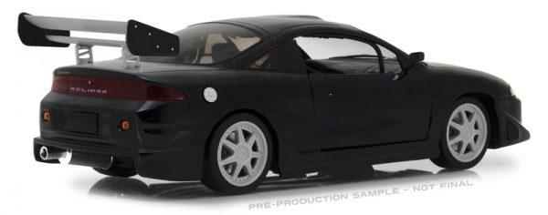 19040b - 1995 Mitsubishi Eclipse - Black- Artisan Collection
