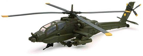 25523 - Sky Pilot 1:55 Apache Ah64 Die Cast Aircraft