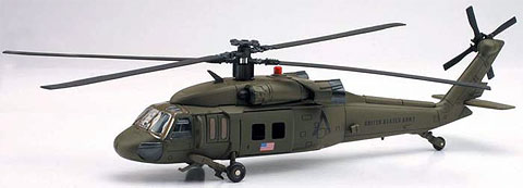 25563a - Sikorsky UH-60 Black Hawk Helicopter-1:60