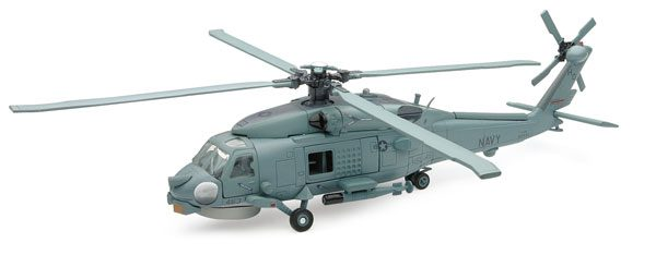 25583 - Sikorsky SH-60 Sea Hawk Helicopter- 1:60