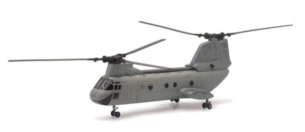 25893 - U.S. Marines Boeing CH-46 Sea Knight Helicopter-1:55