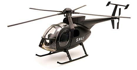 26133a - Agusta Westland NH-500- S.W.A.T- 1:32