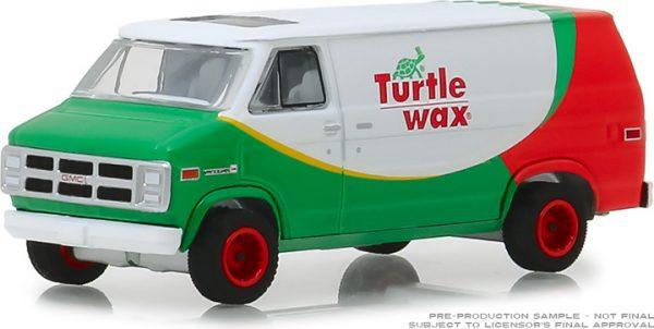35120e - 1983 GMC Vandura- Turtle Wax - Blue Collar Series 5