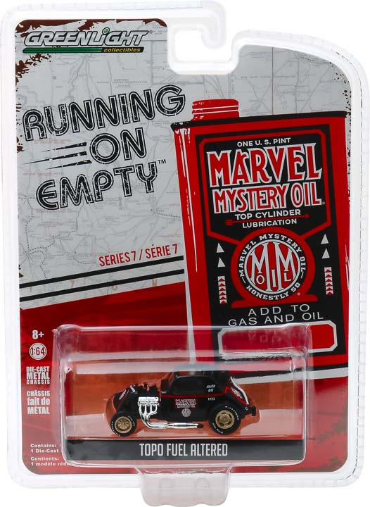 41070f - Topo Fuel Altered- Marvel Mystery Oil - Running on Empty Series 7
