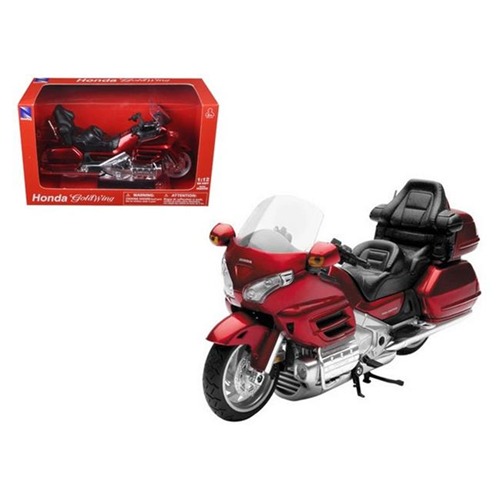 57253a1 - 2010 Honda Gold Wing-RED 1:12