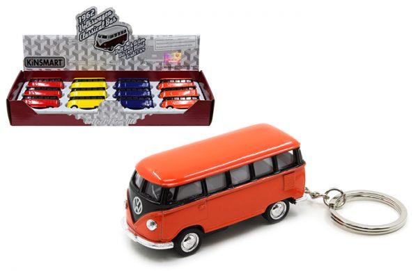 kt2545dk 1 - 1962 Volkswagen Samba keychain