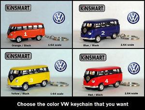 kt2545dk - 1962 Volkswagen Samba keychain