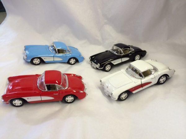 "kt5316d 1 - 1957 Corvette- 5"""
