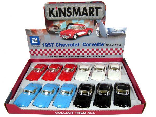 "kt5316d - 1957 Corvette- 5"""