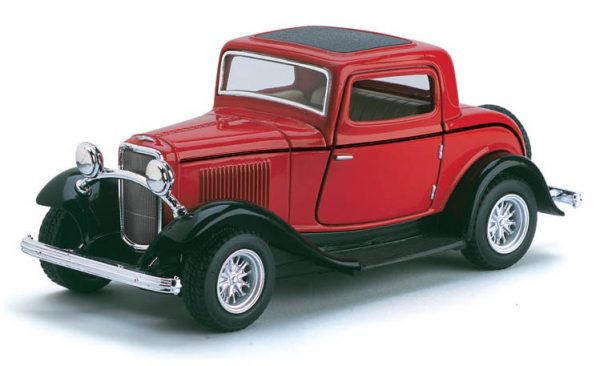 """kt5332d 1 - 1932 Ford 3-Window Coupe- 5"""""""