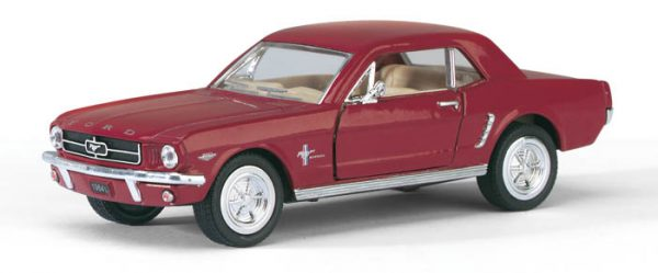 """kt5351d - 1964 1/2 Ford Mustang Hardtop- 5"""""""