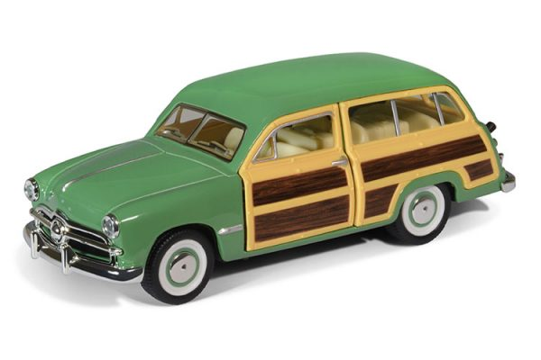 """kt5402d - 1949 Ford Woody Wagon- 5"""""""