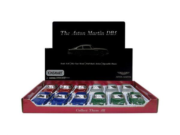 "kt5406d1 - 1963 Aston Martin DB5- 5"""