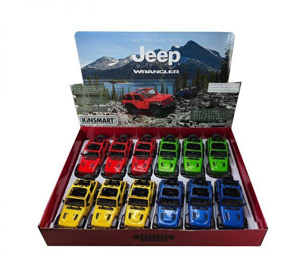 "kt5412da 1 - 2018 Jeep Wrangler- 5"""