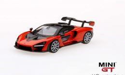 mgt00018 mj - McLaren Senna- Orange 1:64
