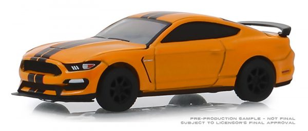13250 f - 2019 Ford Shelby GT350R in Orange Fury // GL Muscle Series 22