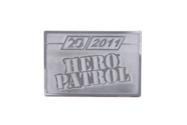 31076 4 - 2010 CHEVY TAHOE-HERO PATROL –JADA 20TH –1:24