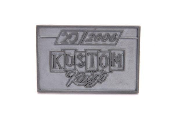 31087 4 - 1955 CHEVY STEPSIDE TOW TRUCK- JADA 20TH – KUSTOM KINGS –1:24