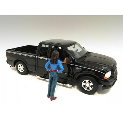 ad23893a - The Detective - Detective III figurine