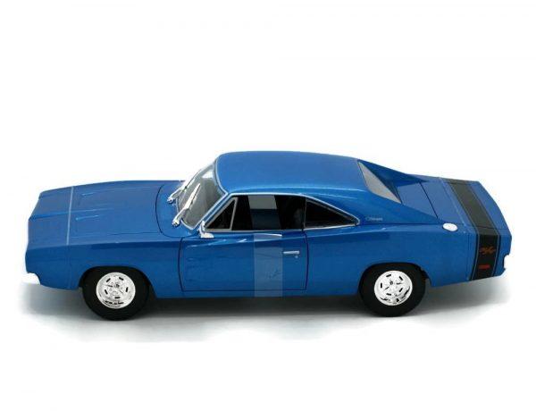 31387blue - 1969 DODGE CHARGER - BLUE