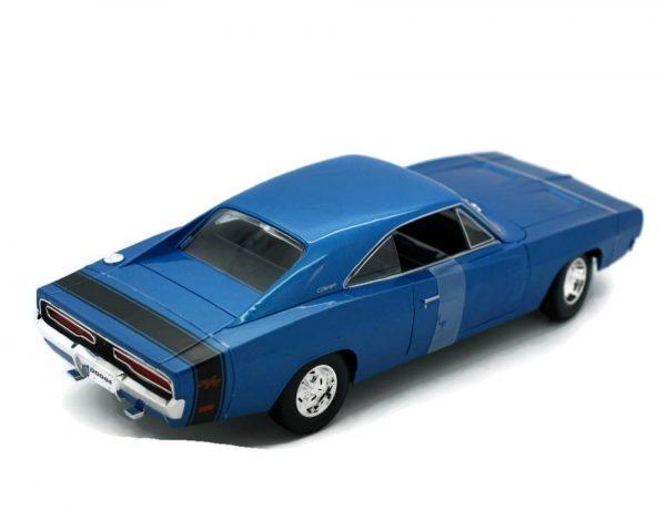 31387nlue - 1969 DODGE CHARGER - BLUE