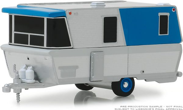 34060c - Hitched Homes Series 6 - 1961 Holiday House - Blue