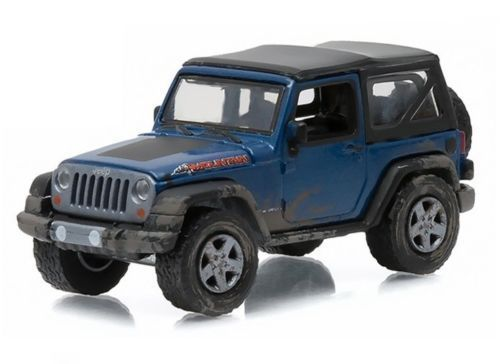 35010d - 2010 Jeep Wrangler Mountain Edition Deepwater Blue