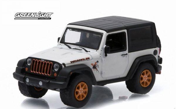 35020d - 2012 Jeep Wrangler -All-Terrain Series 2 - 1:64